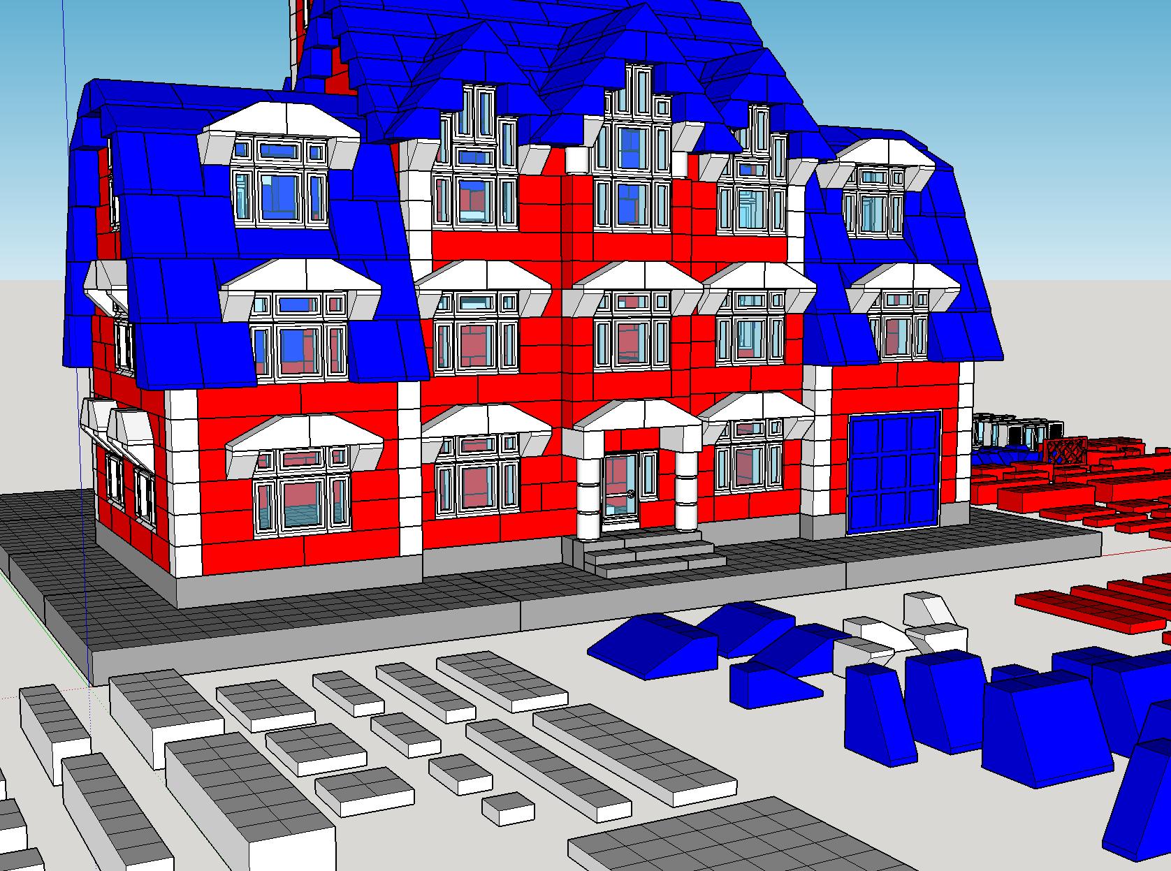 Virtual Lego