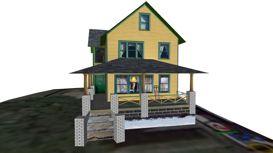 A Christmas Story House 3d Warehouse