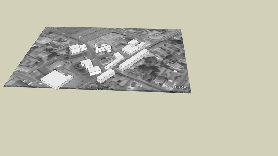 centre ville de la guyonniere