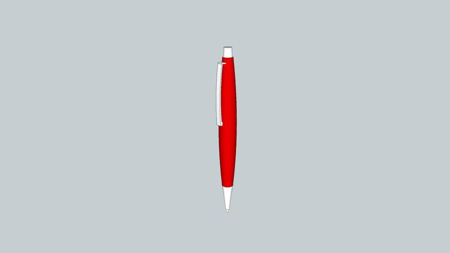Stylo rouge