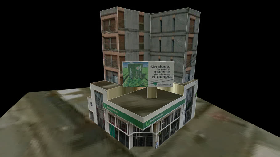 Edificio de Banco Provincia