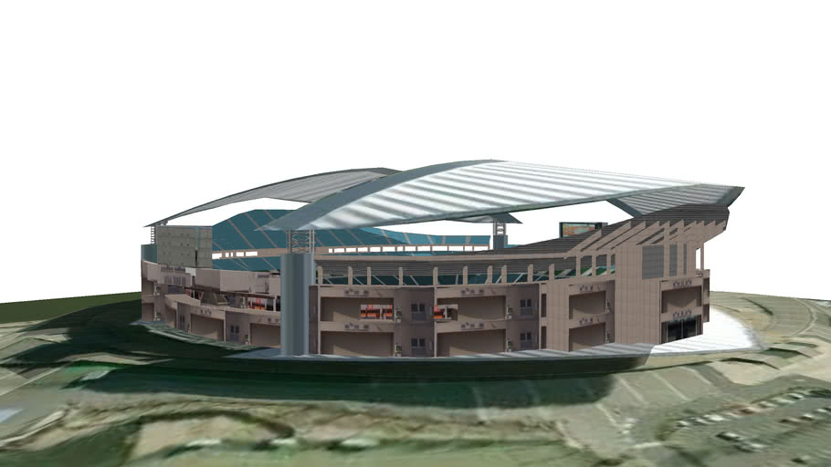 Saitama Stadium 2002 (埼玉スタジアム2002)