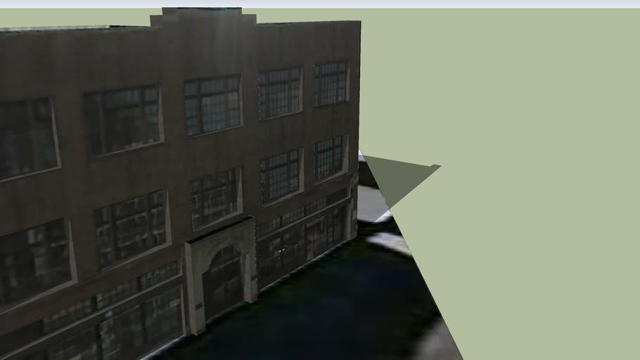 Building in Albany, NY