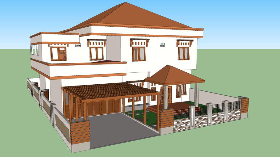 Desain Rumah Klaten