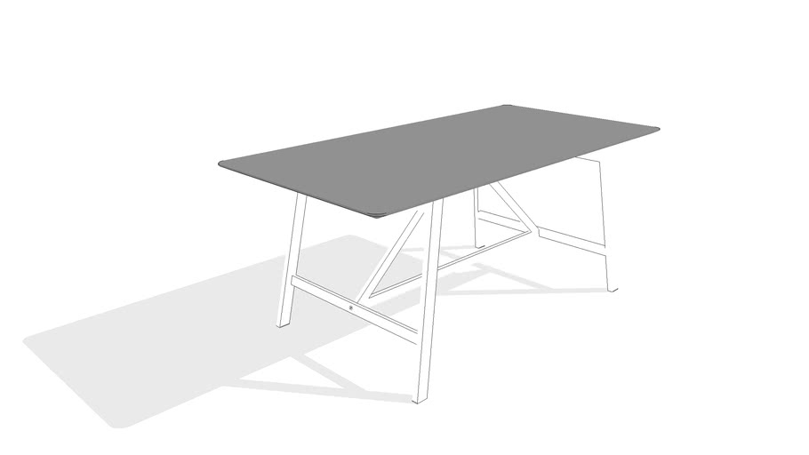 Wychwood Dining Table by Gus* Modern