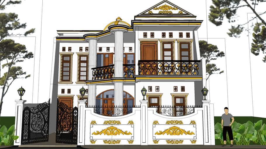 Rumah Ornamentalis