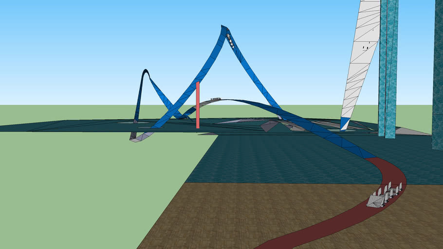 Changed Jaws Coaster