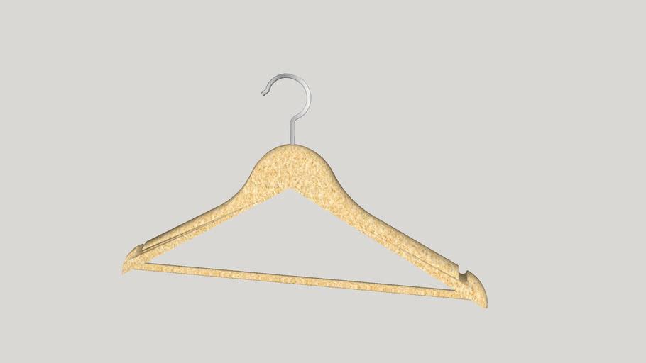 Wood Garment Hanger