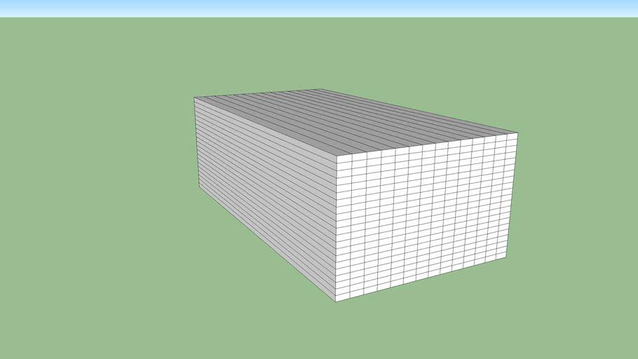 Stack of 2x4 Lumber