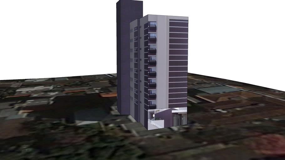 Edifício Porto Bello-Toledo-PR