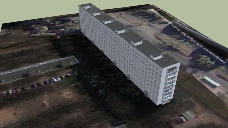 9 этажный дом полька.