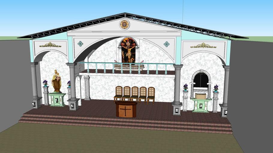 Altar Iglesia Catolica