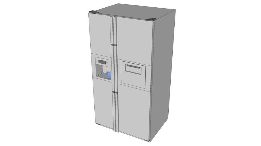 LG - freezer