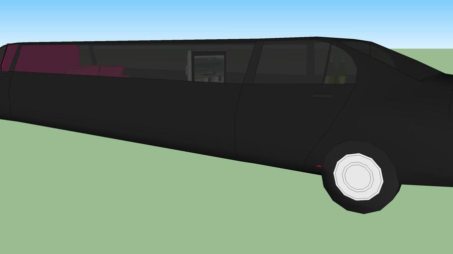 limousine noir