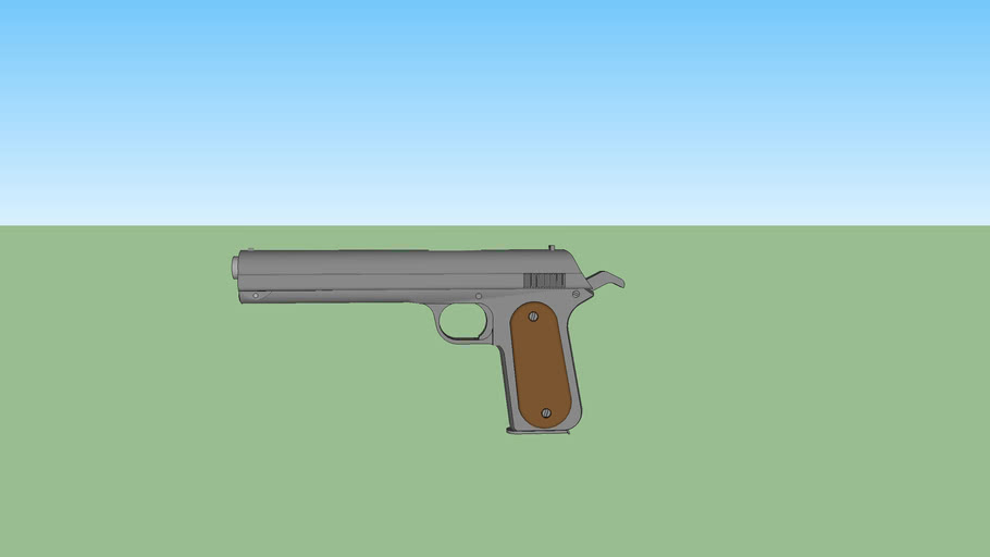 Colt M1897
