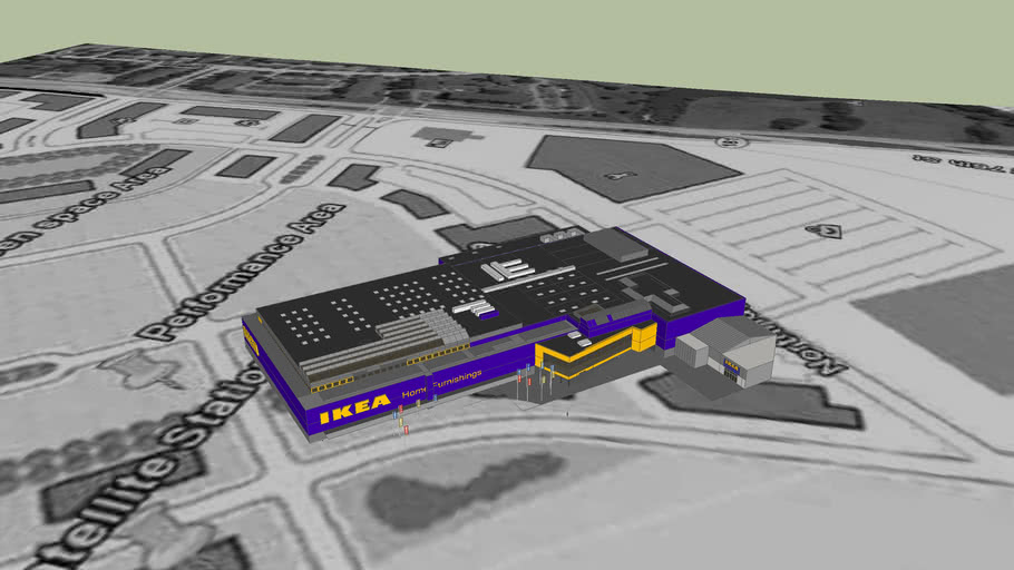 New Northridge IKEA