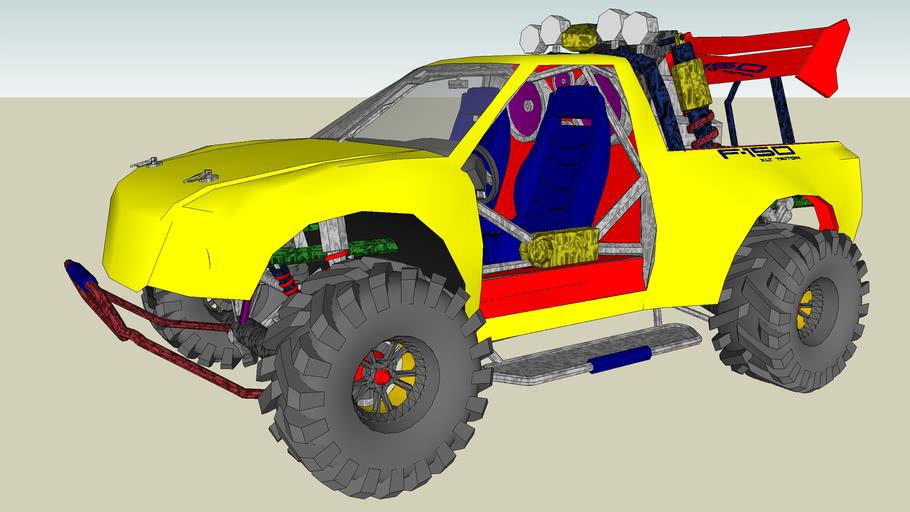 F150 monster truck
