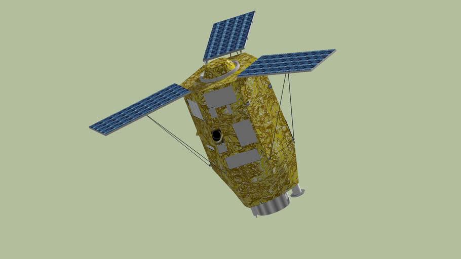 Pleiades Satellite
