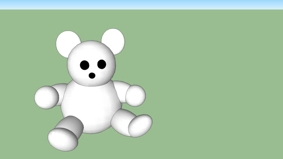 Calla's Teddy Bear