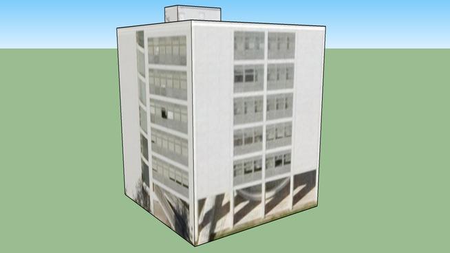Edificio 7A UPV, España