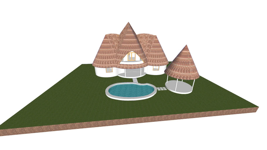 Villa Mambrui + pool