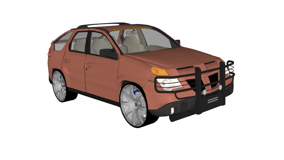 2003 Pontiac Aztek (Aztec Customization)