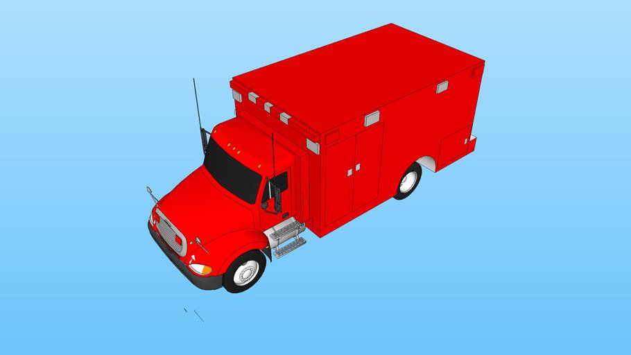 intensive care ambulance washington