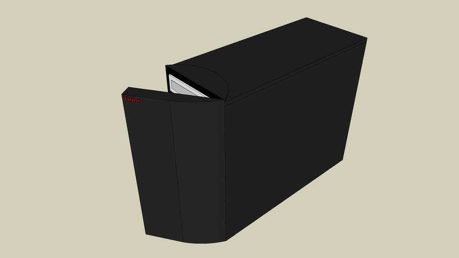 Toms behuizing - case 1.1