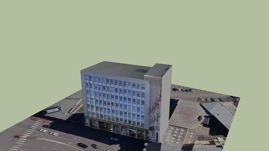 Chambre de commerce et d'industrie de Limoges