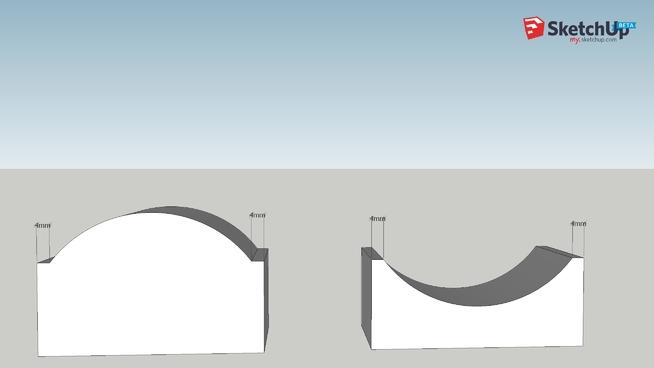 forme 4cm