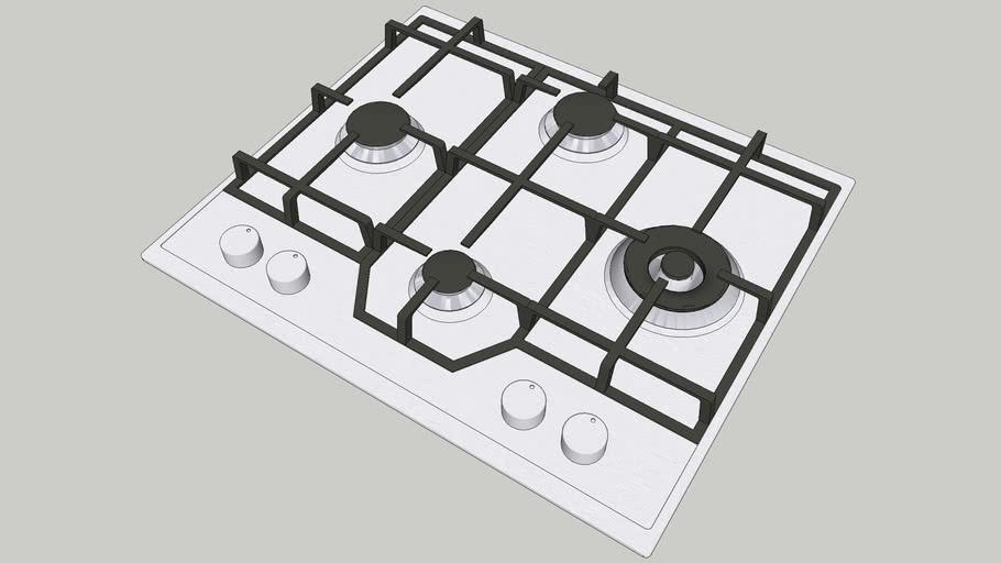 Electrolux KGS6456SX cooktop