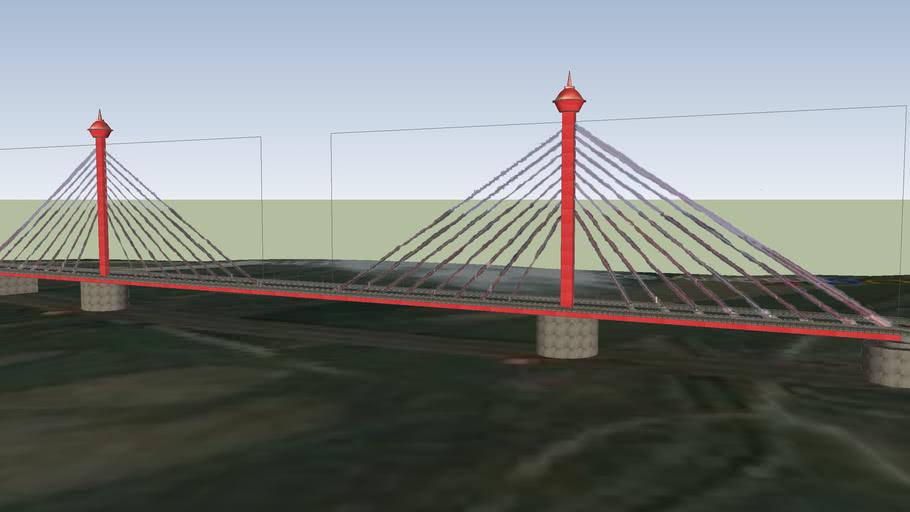 苗栗市新東大橋(Miaoli Xindong Bridge)