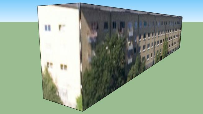 Building in Stockholm County, Sweden