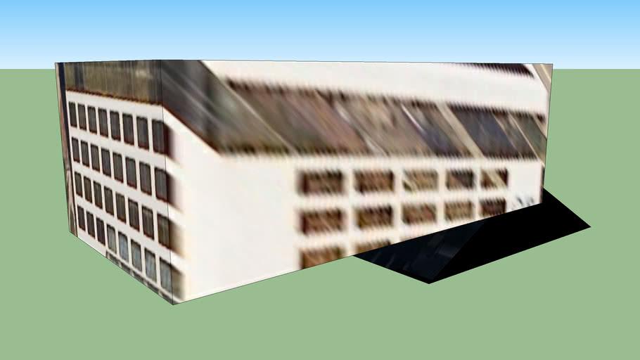 Building in Μέμφις, Τενεσί, Ηνωμένες Πολιτείες Αμερικής
