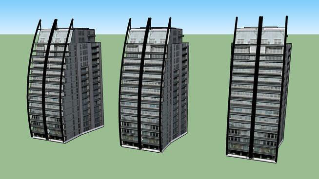 NV Buildings - Salford