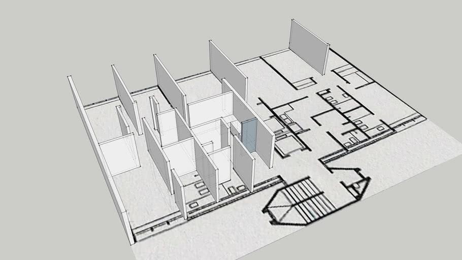 Apartamento SQN 108 Bloco B - Brasília