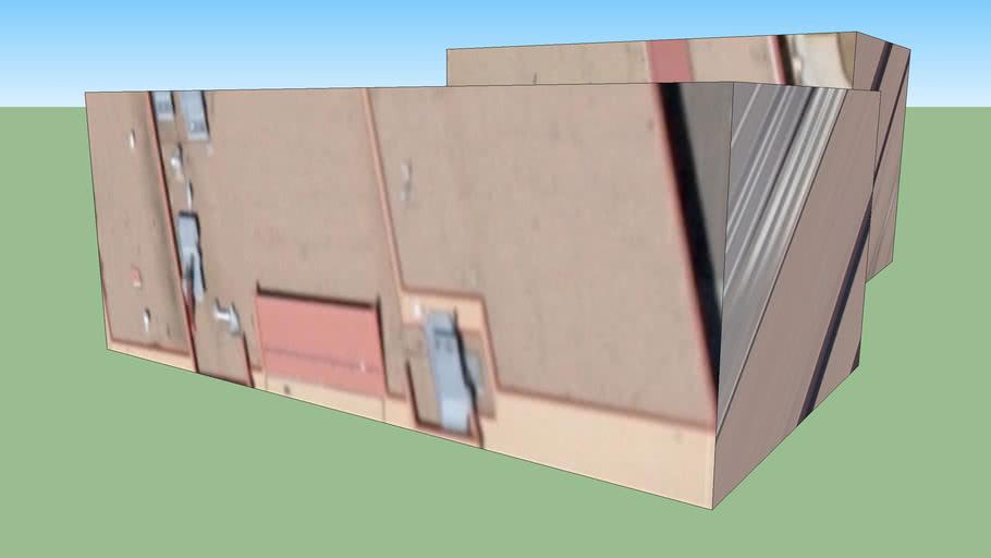 Building in Denver, Colorado, EEUU