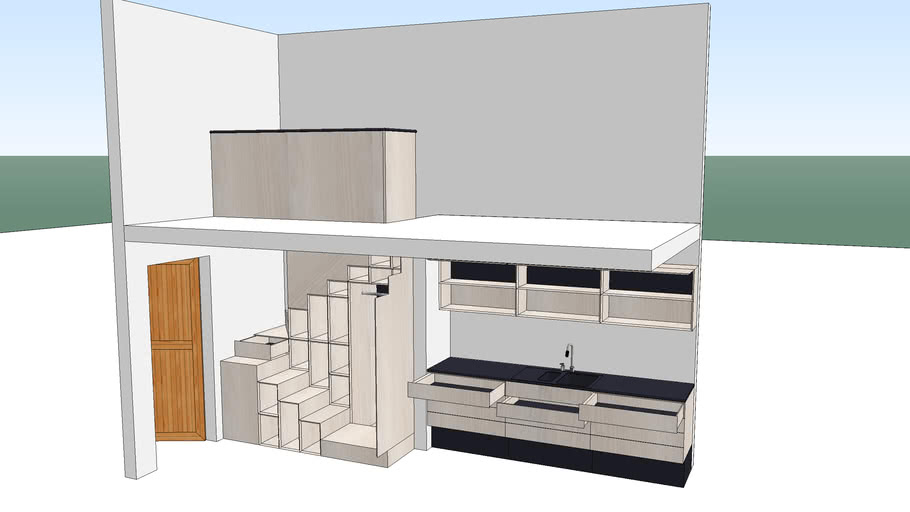 Staircase Compact