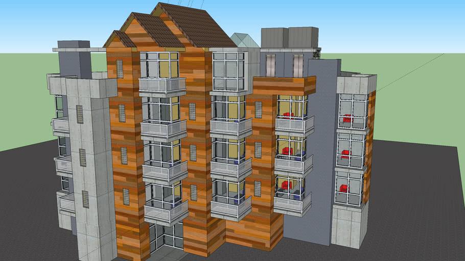 Апартаменты класса Люкс