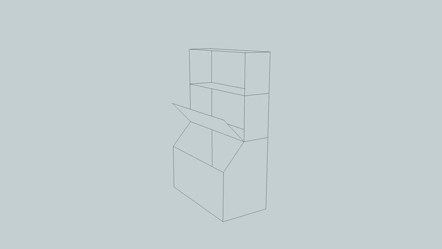 Simple toy box design
