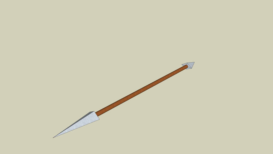Old Ages - Weapons- Spear Mk. 2
