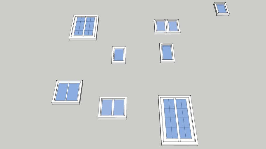 konishi window
