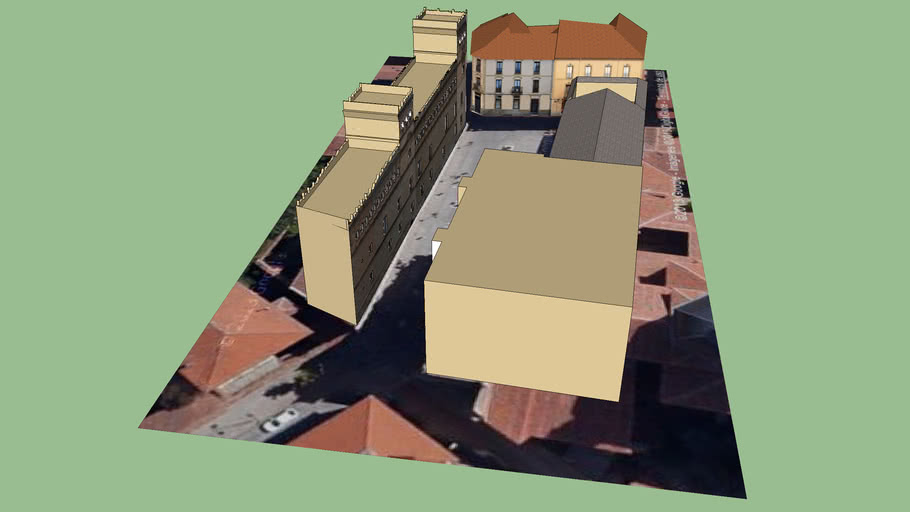 Plaza de las Agustinas, Salamanca