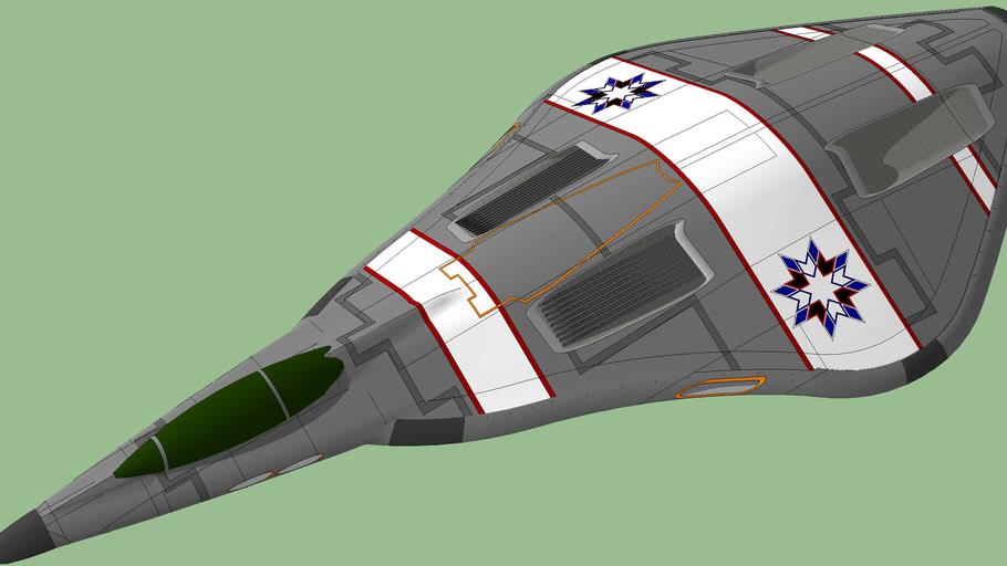 Xixaz Sabre Interceptor