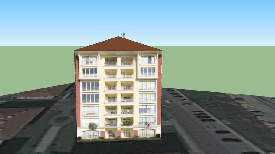 Ataköy Konakları B2-1 Apartmanı