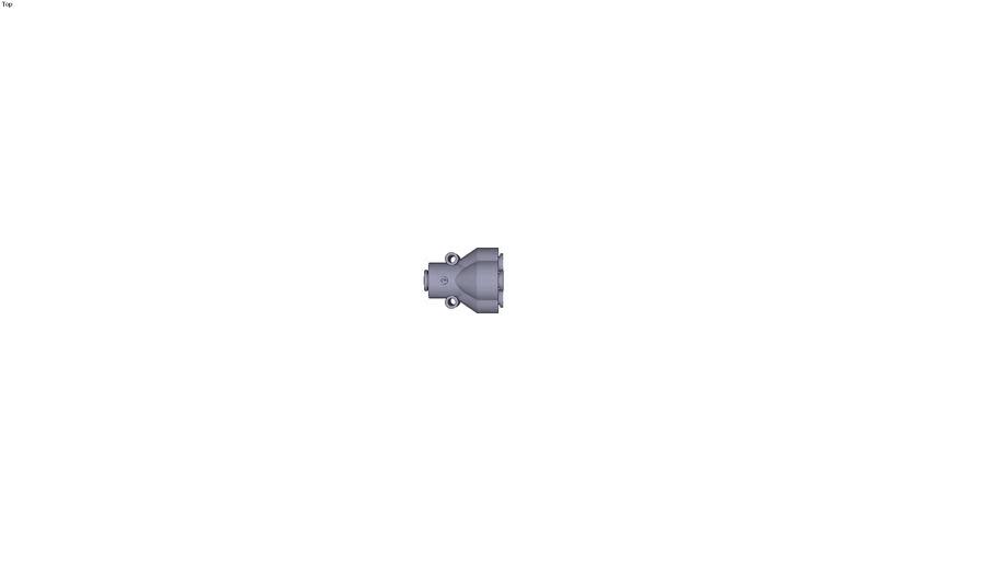 3144 - MULTIPLE Y PIECE EQUAL AND UNEQUAL DIAM D1 6 MM DIAM D2 6 MM