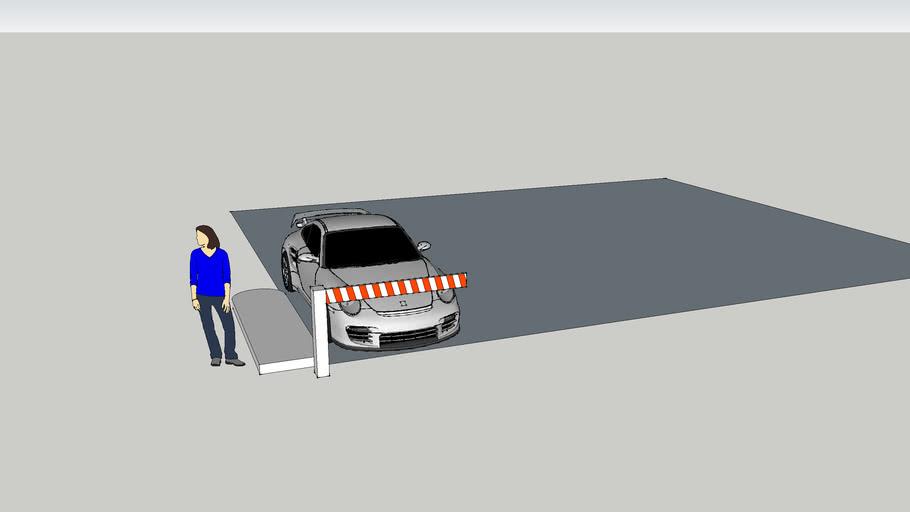 Element de parking