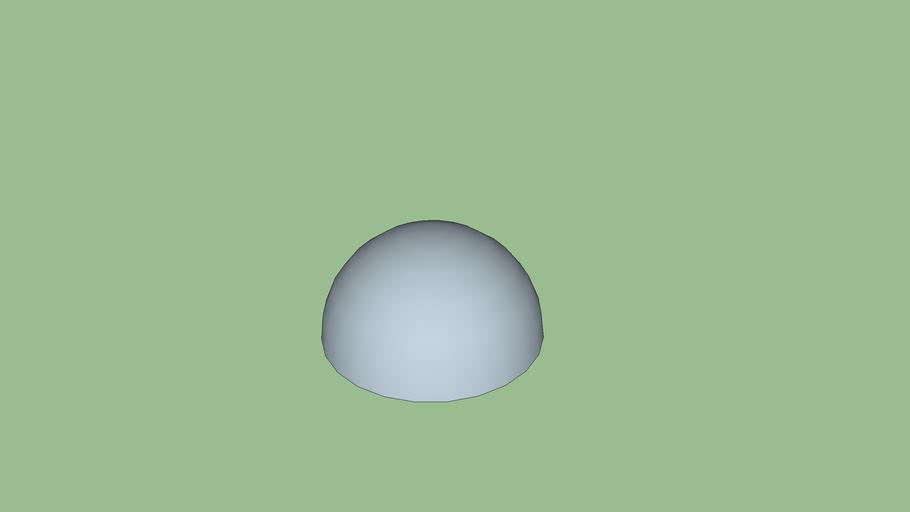 dome shape