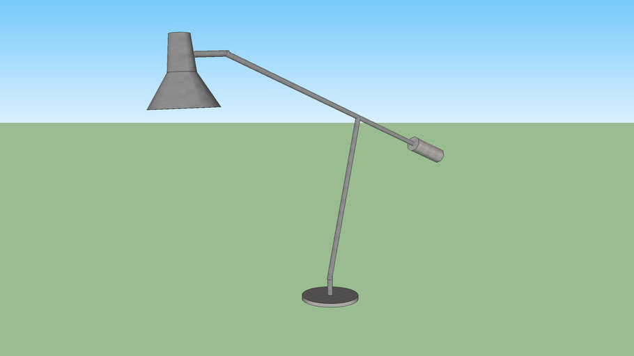 30996 Floor Lamp Straight (SL Straight)