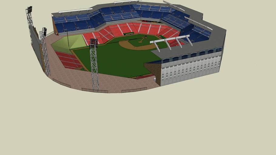 Dupage County Stadium: Baseball